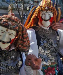 carnaval grieks