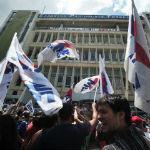 ERT betoging
