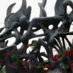holocaust monument thessaloniki