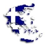griekenland-kaart-met-de-vlag