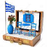 koffer griekenland