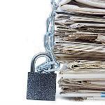 persvrijheid kranten