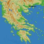 Amphipolis_locatie_kaart
