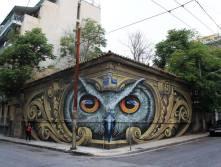 De Uil van Athene