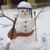Kretenzische sneeuwman / Foto: chaniapost