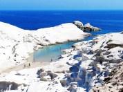 7. Sarakino Beach - Milos
