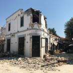 Bar 'White Corner' waar twee toeristen omkwamen toen het dak instortte