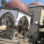 De schade bleef beperkt tot een deel van Kos-stad