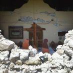 Een gehavende kerk