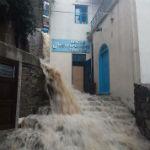 Overstromingen na storm op samothraki parakalo - Noordelijke deel ...