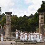 Olympia is de bakermat van de Olympische Spelen