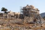 Bij restauratiewerkzaamheden werd een onaangeroerd graf ontdekt