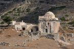 Het Episkopi-monument op Sikinos