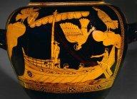 De 'Siren Vase' (ca 480 voor Christus) Foto: British Museum