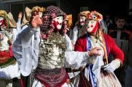 Carnaval in Naousa: De traditie van de Yianitsari en Boules stamt uit de tijd van de Ottomaanse bezetting.