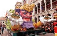 Carnavalsoptocht in Patras