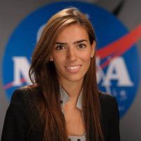 NASA-onderzoekster Eleni Antoniadou