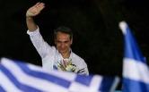 Kyriakos Mitsotakis wordt de nieuwe premier