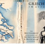 De omslag van 'Griechenland im Auto erlebt'
