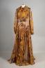 Een jurk uit de 'Insecten'-collectie (1972(